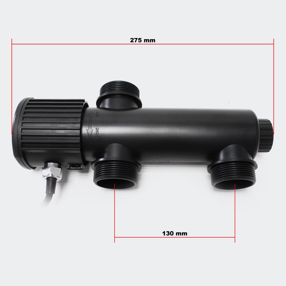 SunSun CUV-209 Clarificateur de bassins 9W – Boutique Aquaponie