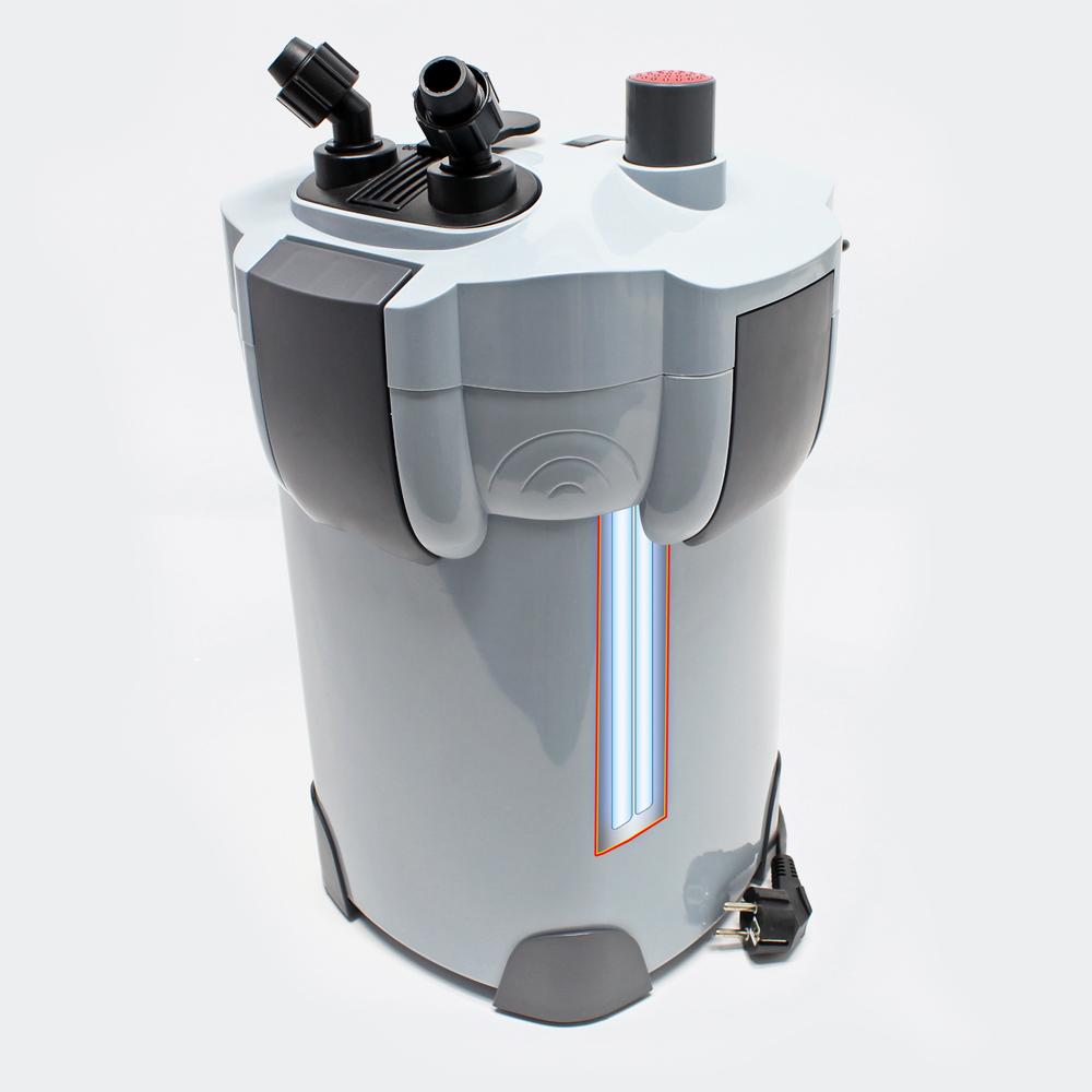 filtre ext rieur aquaponique jusqu 2000 l h 4 phases